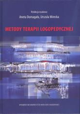 Metody terapii logopedycznej -    mała okładka