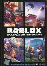 Roblox Najlepsze gry przygodowe Przewodnik po ponad 40 grach -    mała okładka