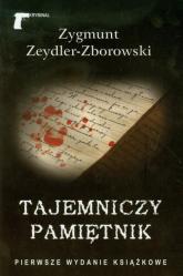 Tajemniczy pamiętnik - Zygmunt Zeydler-Zborowski | mała okładka