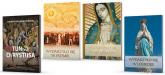 Sanktuaria Maryjne Wydarzyło się...w Fatimie /Częstochowie /Guadalupe /Tuniki Chrystusa  Pakiet promocyjny + gratis - Legutko Beata, Chaberka Sylwia | mała okładka