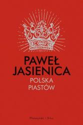 Polska Piastów - Paweł Jasienica | mała okładka