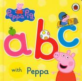 Peppa Pig ABC with Peppa -    mała okładka