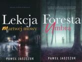 Foresta Umbra / Lekcja martwej mowy Pakiet - Paweł Jaszczuk | mała okładka
