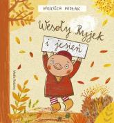 Wesoły Ryjek i jesień - Wojciech Widłak | mała okładka