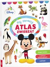 Disney Maluch Mój pierwszy atlas zwierząt PON-1 -  | mała okładka