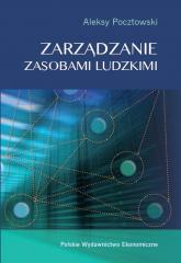 Zarządzanie zasobami ludzkimi. Koncepcje - praktyki - wyzwania - Aleksy Pocztowski | mała okładka