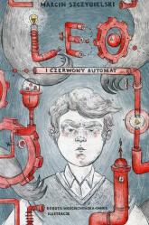 Leo i czerwony automat - Marcin Szczygielski | mała okładka