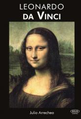 Leonardo da Vinci - Julio Arrechea | mała okładka