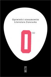 Opowieści niesamowite 1. Literatura francuska -  | mała okładka