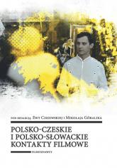 Polsko-czeskie i polsko-słowackie kontakty filmowe -  | mała okładka