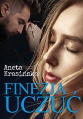 Finezja uczuć - Aneta Krasińska | mała okładka