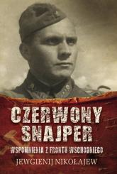 Czerwony snajper - Jewgienij Nikołajew | mała okładka