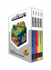 Minecraft Kolekcja podręczników gracza -  | mała okładka