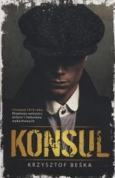 Konsul - Krzysztof Beśka | mała okładka