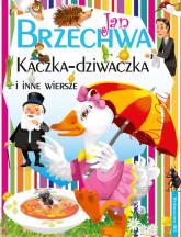 Kaczka-Dziwaczka i inne wiersze - Jan Brzechwa | mała okładka