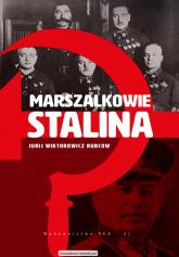 Marszałkowie Stalina - Rubcow Jurij Wiktorowicz | mała okładka
