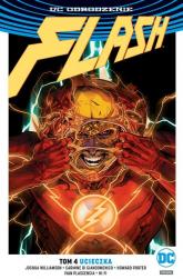 Flash Tom 4 Ucieczka - Joshua Williamson   mała okładka