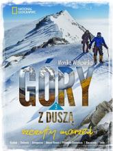 Szczyty marzeń Góry z duszą 3 - Monika Witkowska | mała okładka
