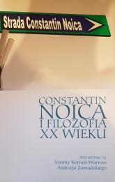 Constantin Noica i filozofia XX wieku -    mała okładka