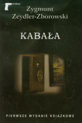 Kabała - Zygmunt Zeydler-Zborowski | mała okładka