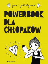Powerbook dla chłopaków - Jenni Paaskysaari | mała okładka