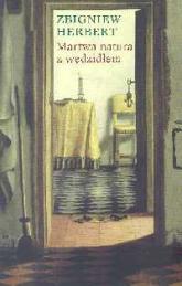 Martwa natura z wędzidłem - Zbigniew Herbert | mała okładka