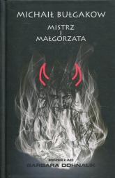 Mistrz i Małgorzata - Michaił Bułgakow | mała okładka