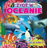 Rozkładanka 3D Życie w oceanie - zbiorowa Praca | mała okładka