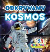 Rozkładanka 3D Odkrywam Kosmos - zbiorowa Praca | mała okładka