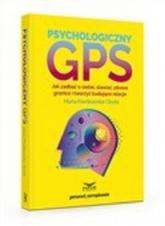 Psychologiczny GPS Jak zadbać o siebie,stawiać zdrowe granice i tworzyć budujące relacje - Marta Pawlikowska-Olszta | mała okładka
