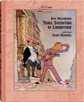Ture Sventon w Londynie - Ake Holmberg | mała okładka