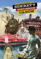 Sekrety rosyjskich carów - Violetta Wiernicka | mała okładka