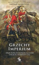 Bogowie krwi i prochu Tom 1 Grzechy Imperium - Brian McClellan | mała okładka