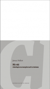 Nic-nic Ontologia na marginesach Leśmiana - Janusz Palikot | mała okładka