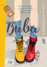Buba - Barbara Kosmowska | mała okładka
