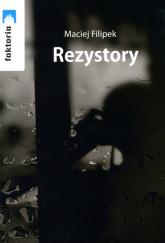Rezystory - Maciej Filipek | mała okładka