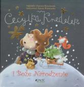 Cecylka Knedelek i Boże Narodzenie - Joanna Krzyżanek | mała okładka