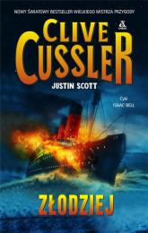 Złodziej - Clive Cussler | mała okładka