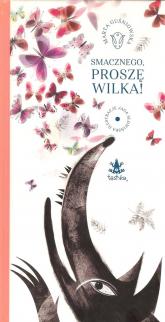 Smacznego proszę Wilka - Marta Guśniowska | mała okładka