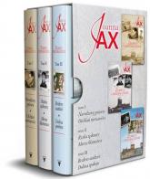 Zemsta i przebaczenie Tom 1-3 Pakiet - Joanna Jax | mała okładka