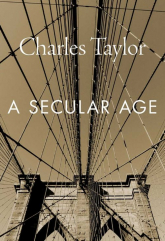 Secular Age - Charles Taylor   mała okładka