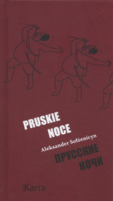 Pruskie noce - Aleksander Sołżenicyn | mała okładka