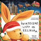 Świąteczne listy od Feliksa - Langen A., Droop C. | mała okładka