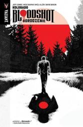Bloodshot Odrodzenie 1 Kolorado - Jeff Lemire | mała okładka