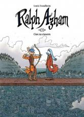 Ralph Azham 11 Cios za ciosek - Lewis Trondheim   mała okładka