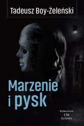 Marzenie i pysk - Tadeusz Boy-Żeleński | mała okładka