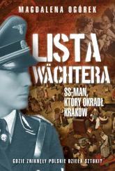 Lista Wachtera - Magdalena Ogórek | mała okładka