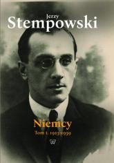 Niemcy - Jerzy Stempowski   mała okładka