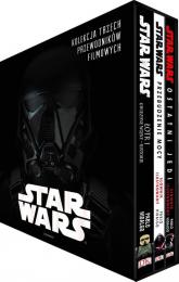 Star Wars Kolekcja trzech przewodników filmowych -  | mała okładka