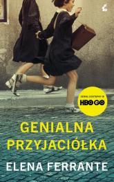 Genialna przyjaciółka - Elena Ferrante | mała okładka